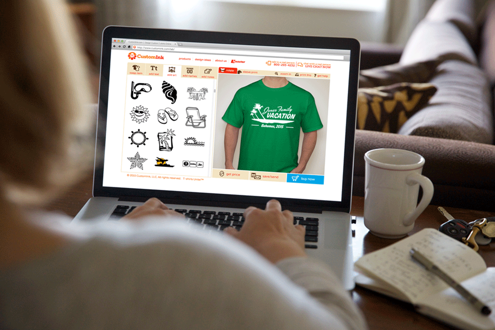 Creating Keepsakes: Unite Your Group with CustomInk