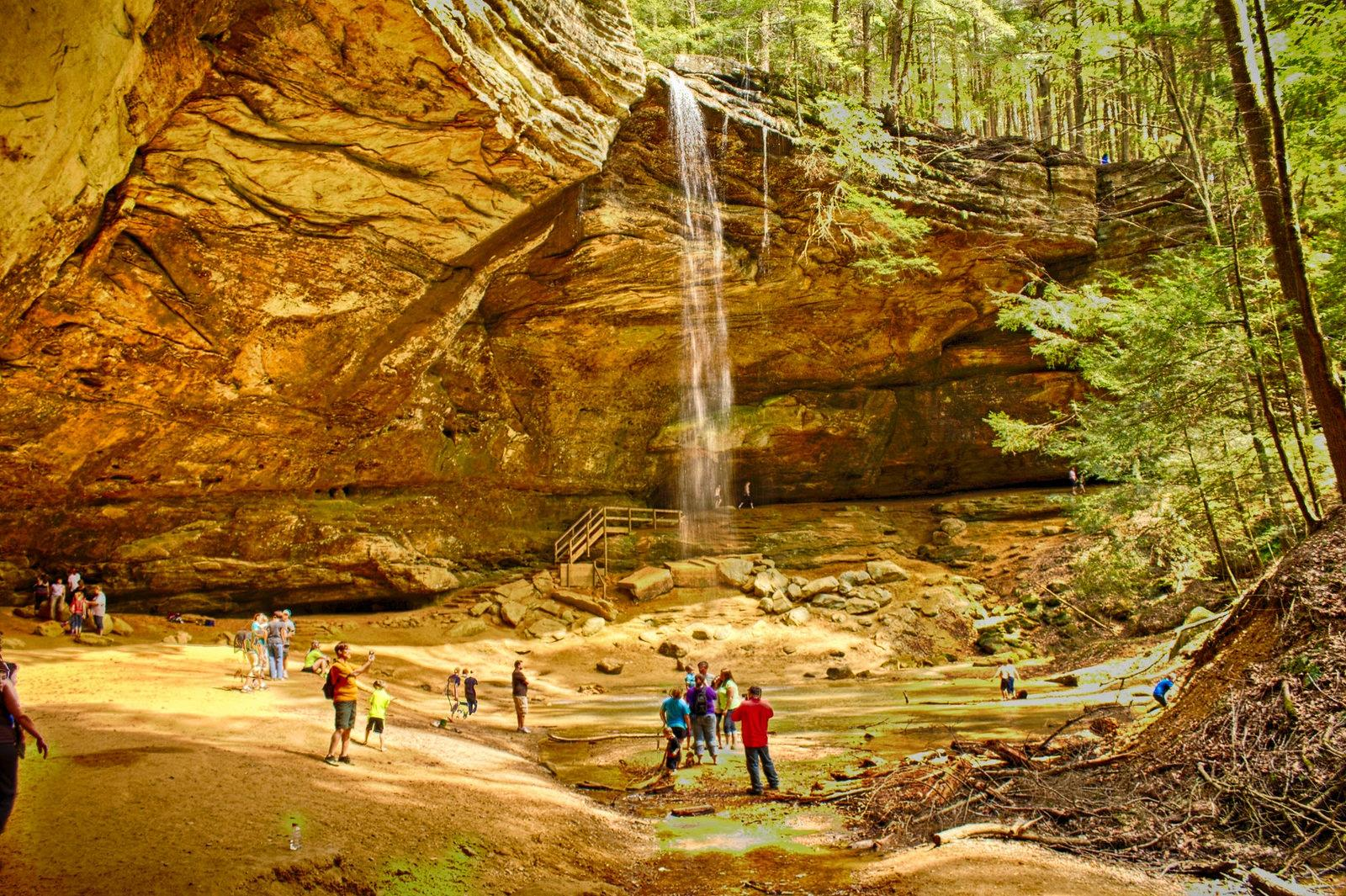 6 Reasons to Experience Hocking Hills