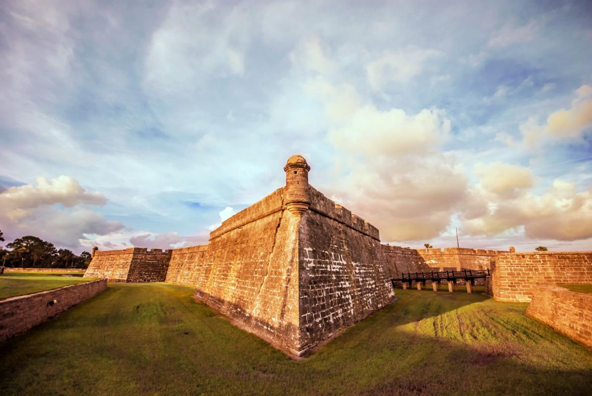 History and Beauty Await Family Reunions in St. Augustine