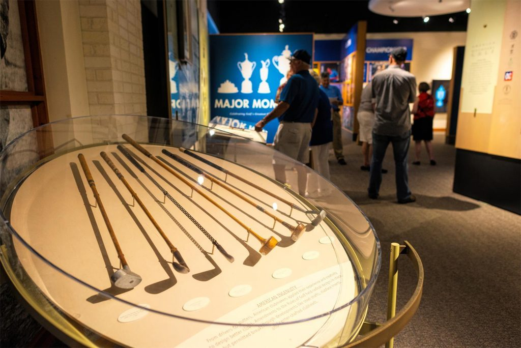 The World of Golf Hall of Fame