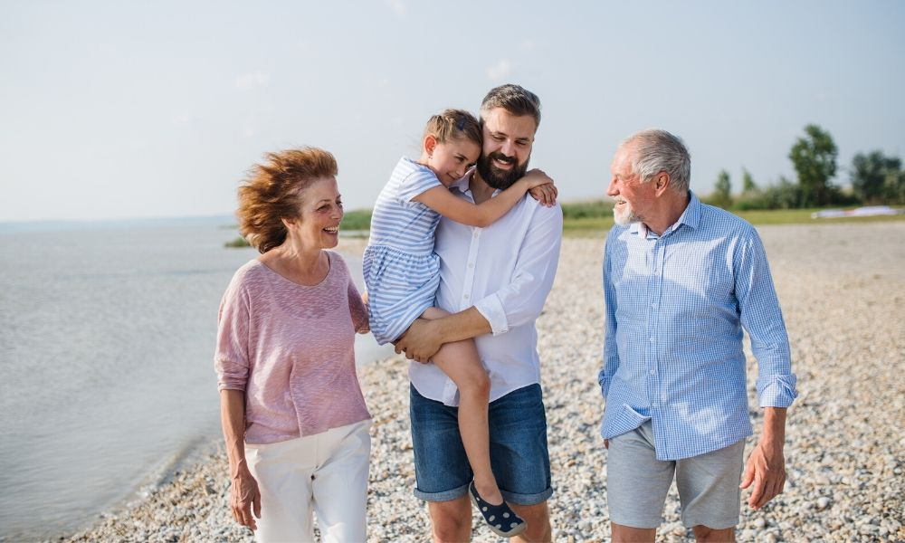 5 Tips for Planning a Multi-Generational Vacation